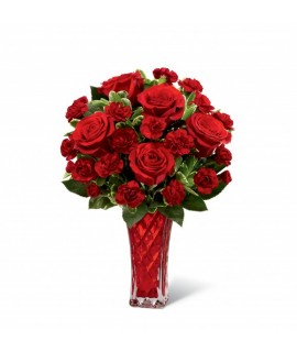 Le bouquet Sweetheart de FTD